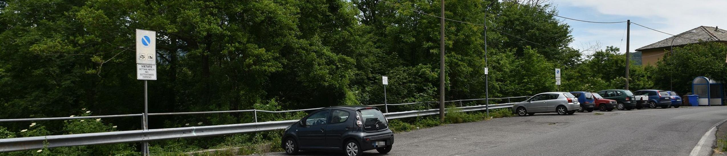 Parcheggio pubblico Lumarzo