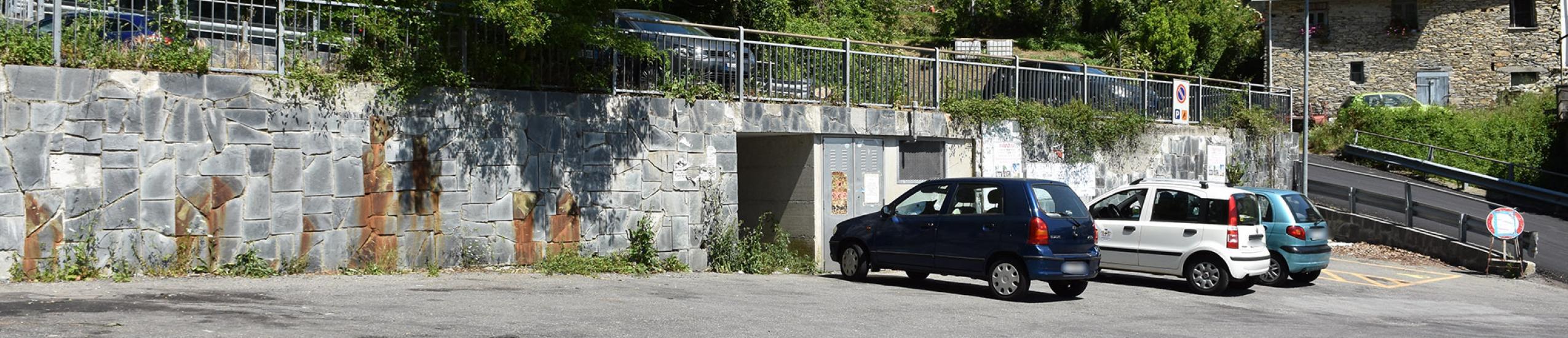 Parcheggio pubblico in Frazione Pannesi (0)