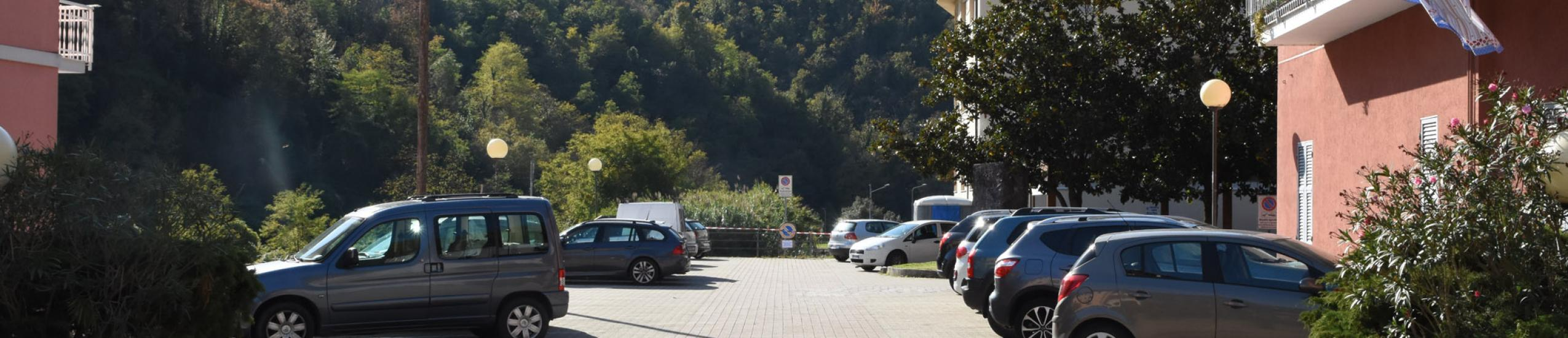 Parcheggio pubblico Comune di Ne