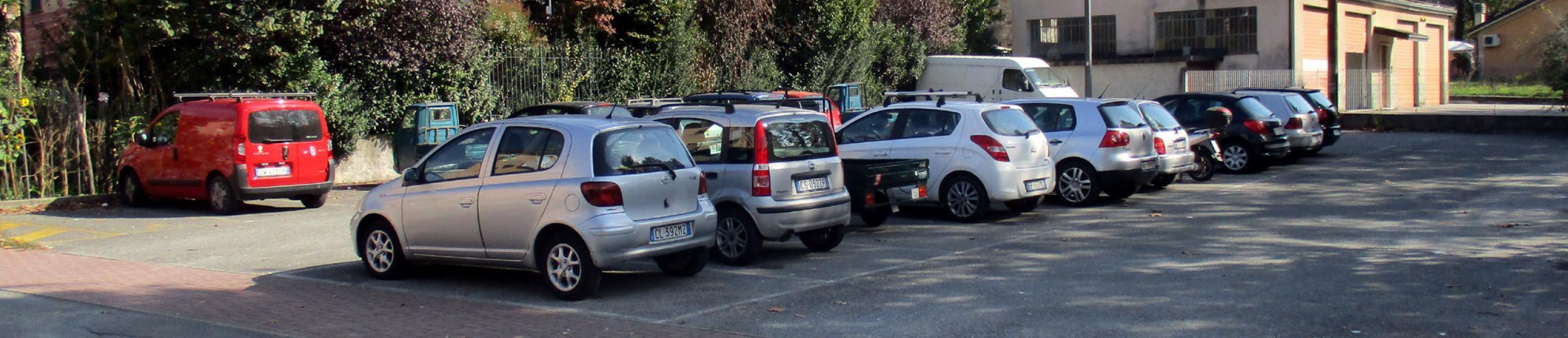 Parcheggio pubblico Ferrada