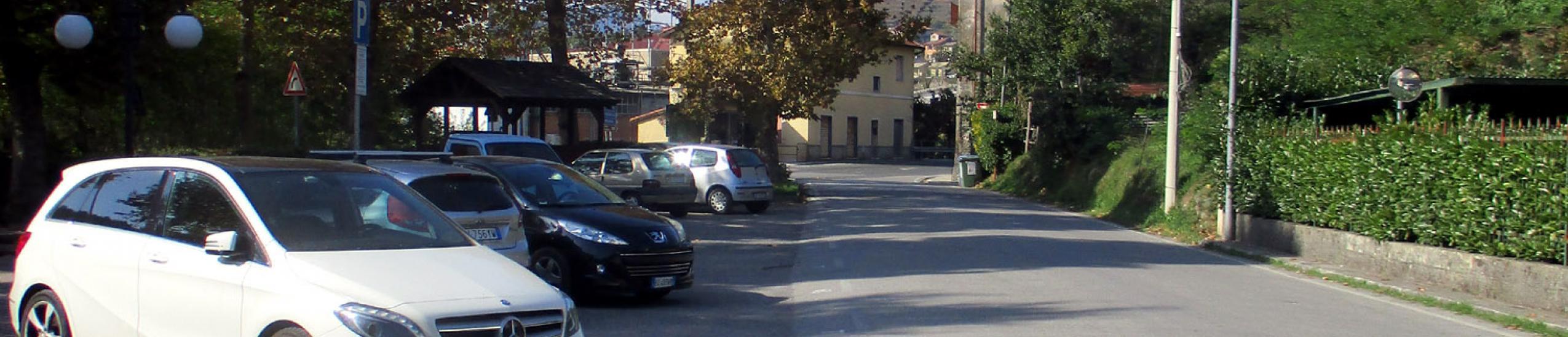Parcheggio pubblico campo da bocce