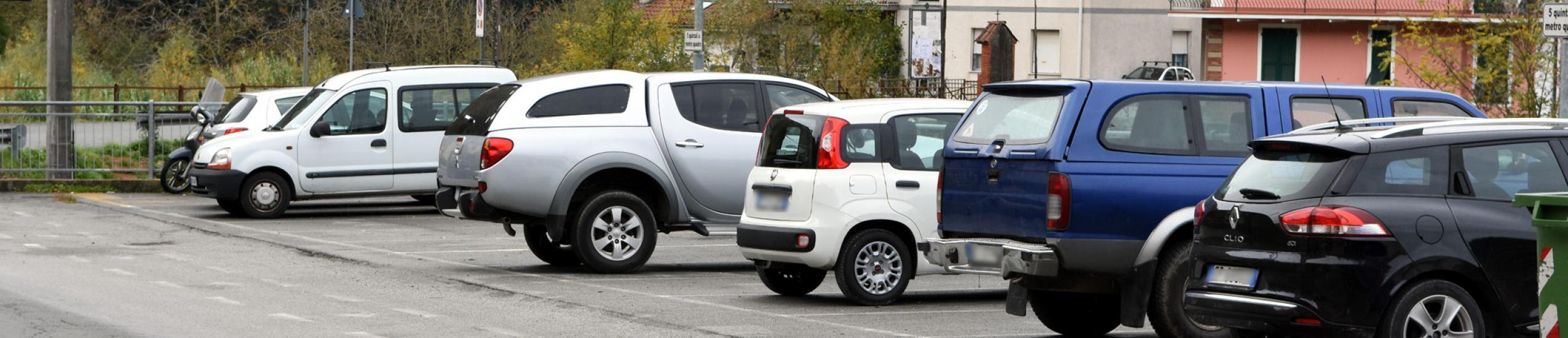 Parcheggio pubblico Frisolino