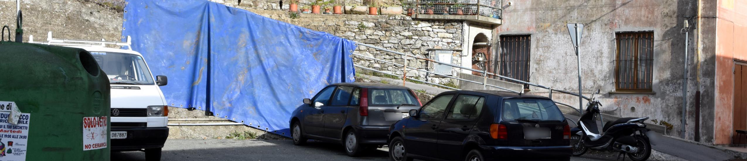 Parcheggio pubblico Castagnelo