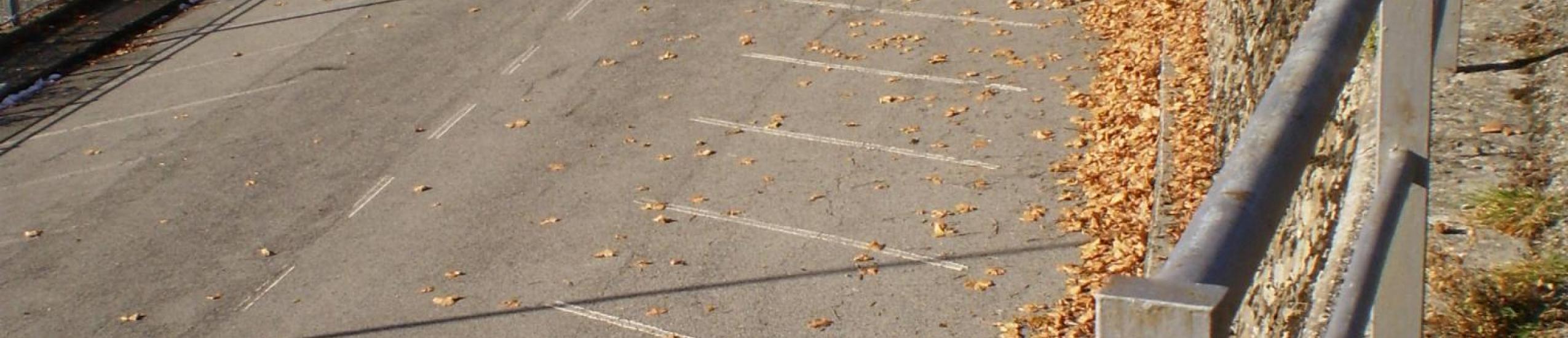parcheggio pubblico