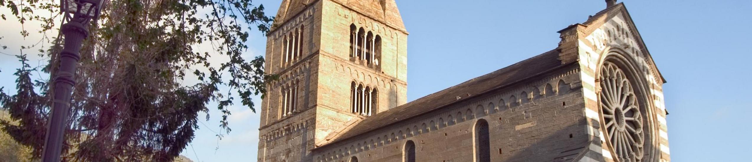 Complesso di san salvatore: Basilica dei Fieschi
