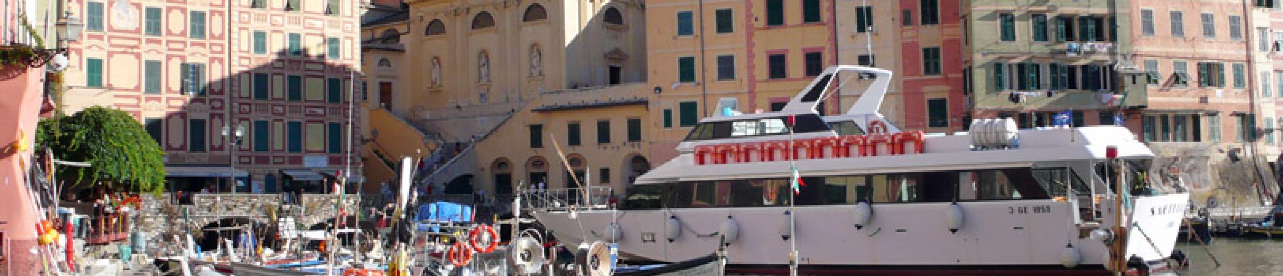 servizio marittimo traghetti golfo paradiso