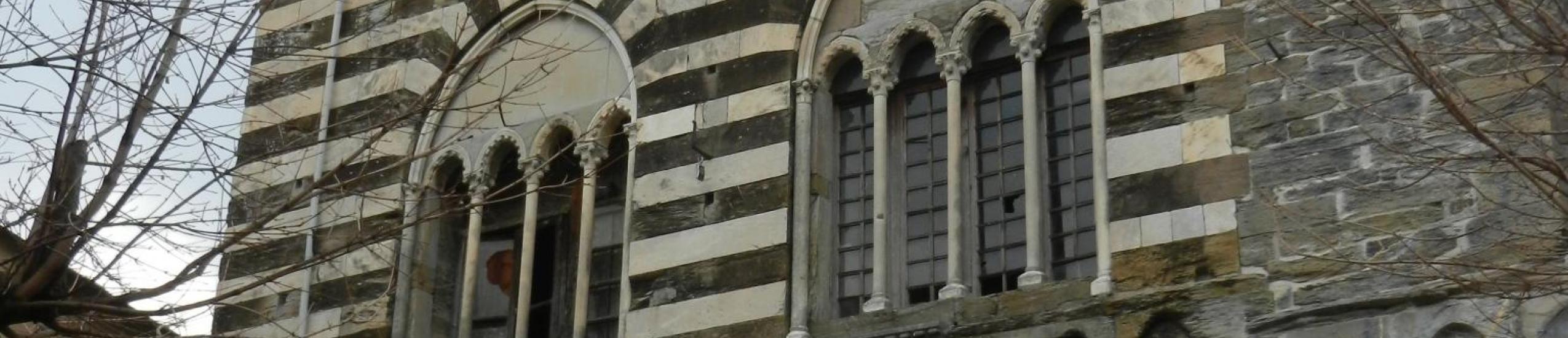 Complesso di San Salvatore: Palazzo Comitale