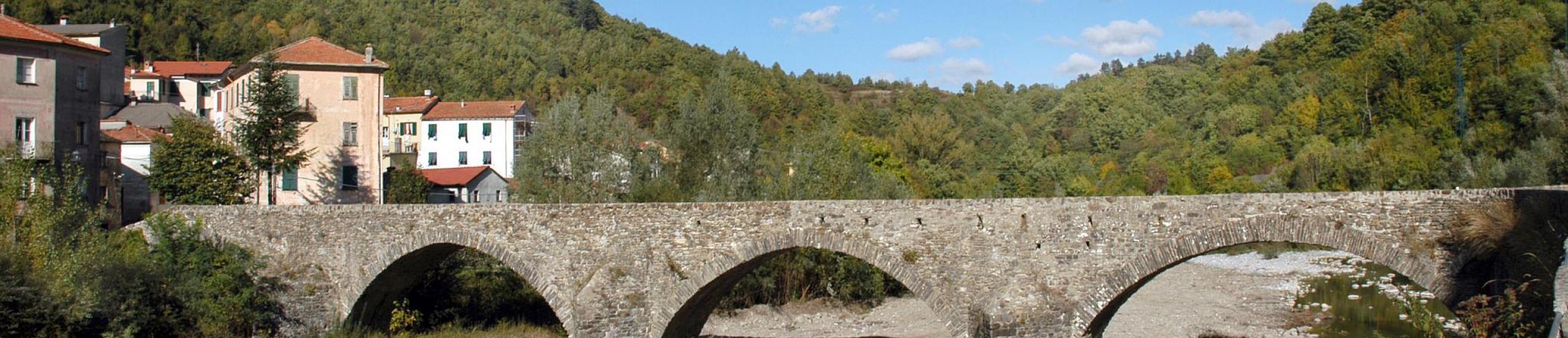 ponte medievale di Montebruno