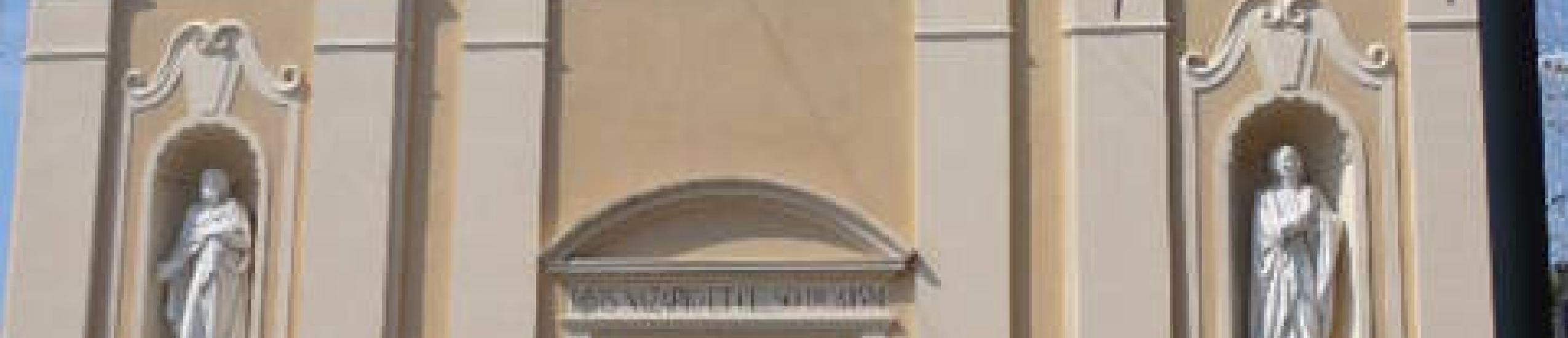 parrocchiale ss. nazario e celso e oratorio di s. chiara