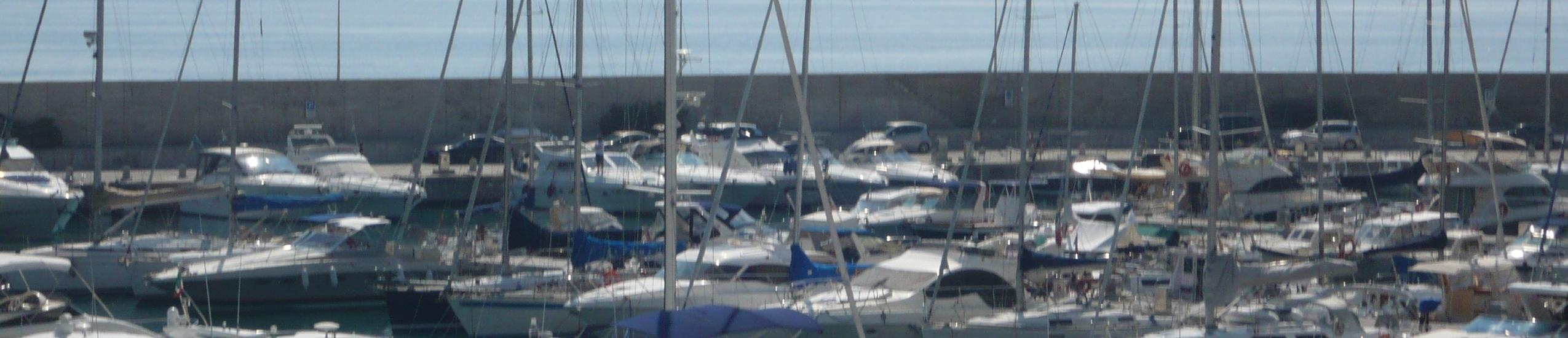 porto turistico di arenzano