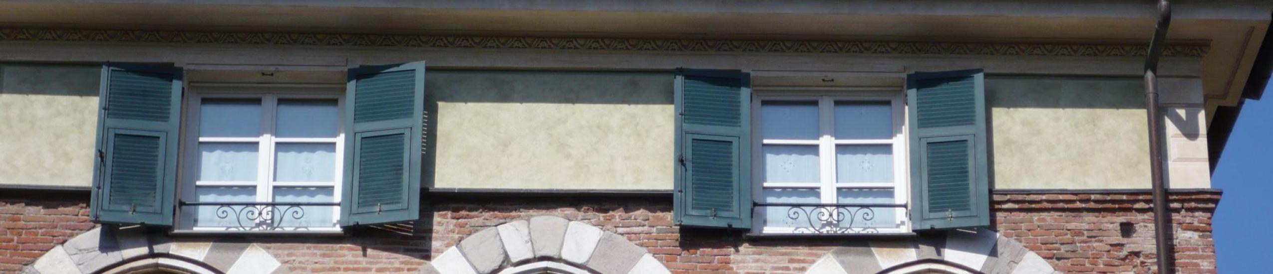 Palazzo dei Portici Neri