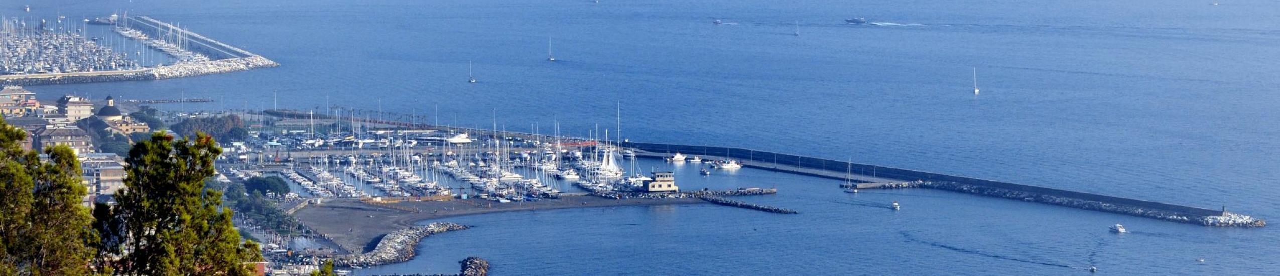 porto turistico di chiavari