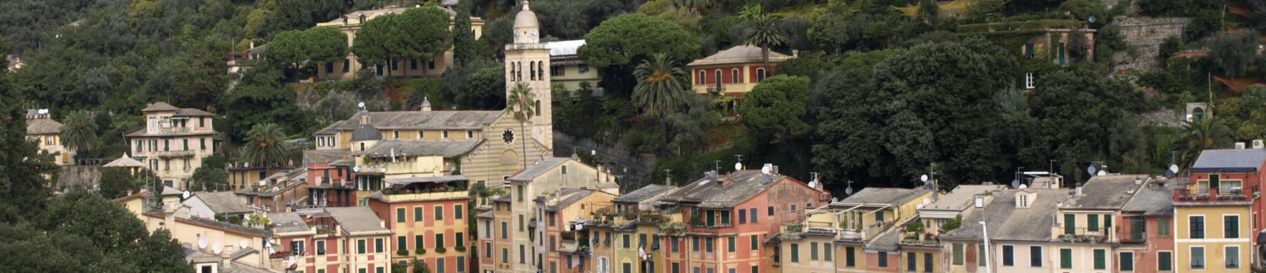 porticciolo turistico di Portofino