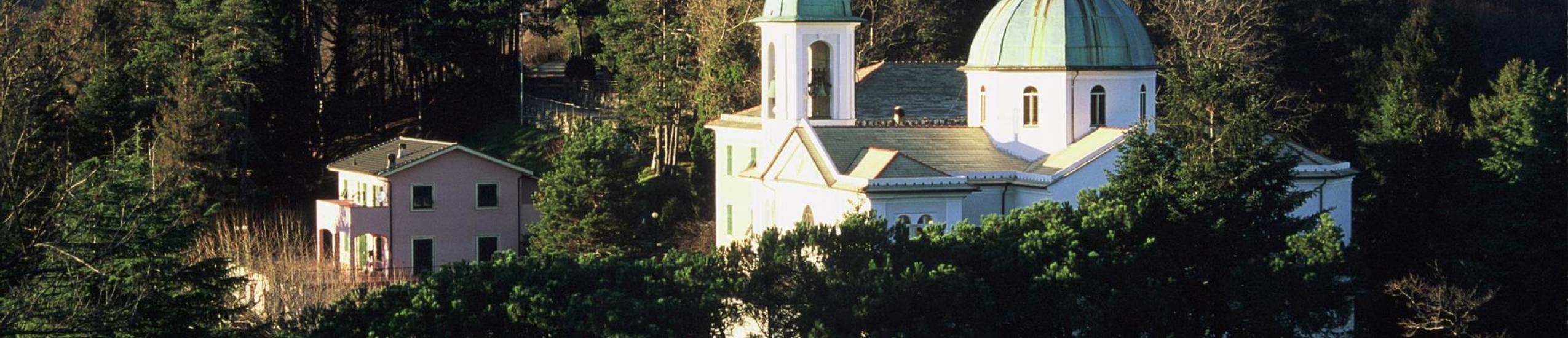 Frazione di Velva e Santuario di N.S. della guardia di velva