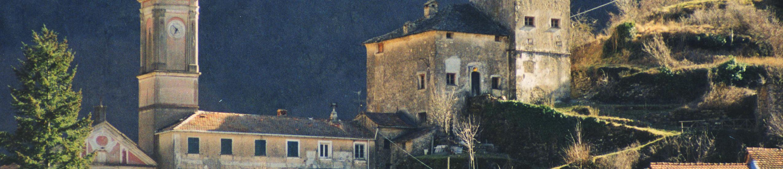 castello senarega-fieschi a senarega