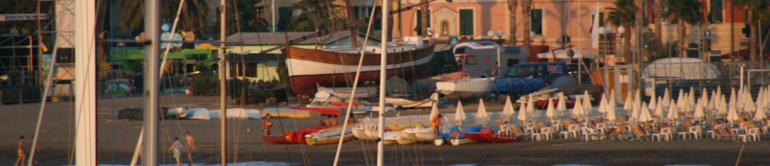 porto turistico di sestri  levante