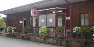 La sede della Croce rossa di Davagna
