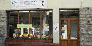 Sede scientifica Parco Regionale dell' Antola