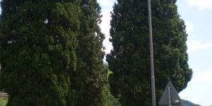 Panoramica parcheggio