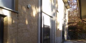 esterno dell'edificio