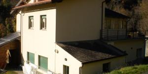 Vista dell'edificio