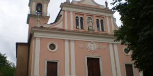 LA facciata di Santo Stefano