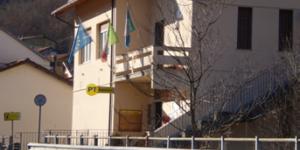 l'ufficio postale del capoluogo