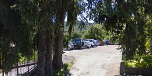 parcheggio a Tartogni