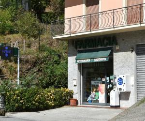 La farmacia a Donega