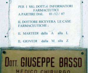 Ambulatorio medico dott. Giuseppe Basso (2)