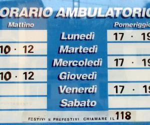 Ambulatorio medico dott. Giuseppe Basso (1)