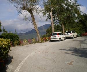 Area parcheggio