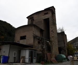 """Cave di Frisolino S.r.l. - Cava """"Ex fornace"""" e frantoio (3)"""