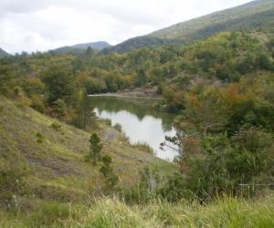 il lago del Bocco