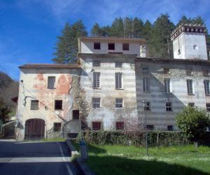 Palazzo Centurione a Gorreto 2