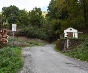 Cappelletta in Località Corsiglia