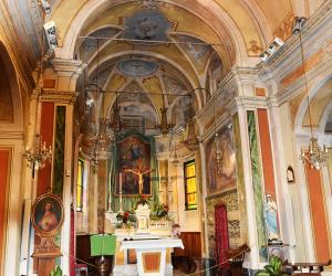 La navata interna