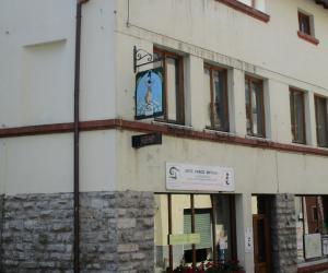 Sede scientifica Parco Regionale dell' Antola (2)
