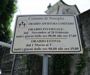 Cimitero vecchio di Torriglia (1)