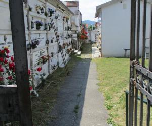 Cimitero vecchio di Torriglia (2)