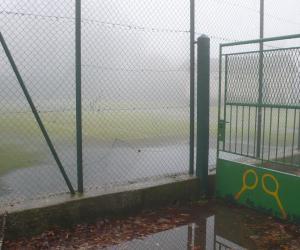 accesso campo da tennis