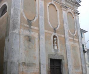 chiesa san bartolomeo facciata principale