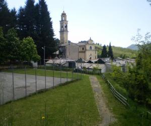 Vista panoramica cimitero