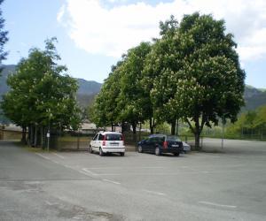 Parcheggio Temossi