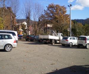 Parcheggio pubblico di Casanova