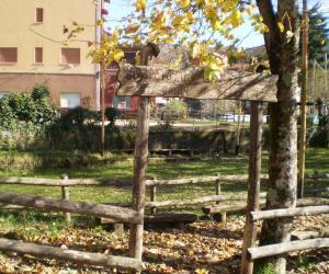 accesso ai campi Ferretti