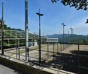 Campo da bocce San Maurizio
