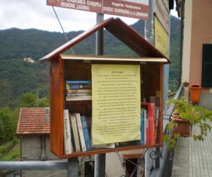 La casetta dei libri