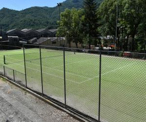 Campo da tennis Villa Cavagnari