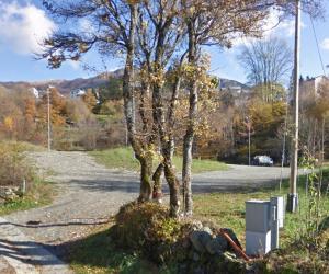 Parcheggio via Bombrini da google